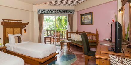 Dubbelrum på hotell Aonang Princeville Villa Resort & Spa i Krabi.