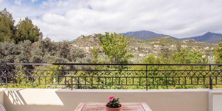 Tvårumslägenhet på hotell Aphrodite i Stoupa, Grekland.