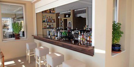 Bar på hotell Apolis, Karpathos.