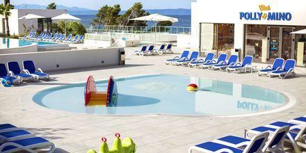 Barnpool på hotell Apollo Mondo Family Romana i Makarska, Kroatien.