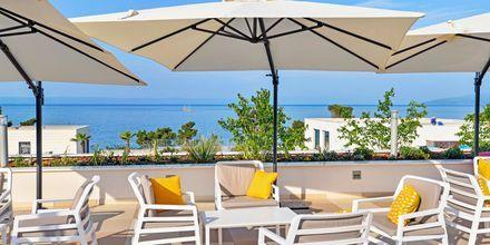 Bar på hotell Apollo Mondo Family Romana i Makarska, Kroatien.