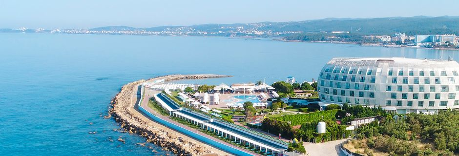 Hotell Apollo Mondo Selected Gold Island i Alanya, Turkiet.