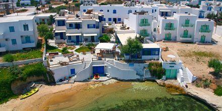 Hotell Apollon på Milos, Grekland.