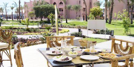 Apollos bufférestaurang på hotell Aqua Vista i Hurghada, Egypten.