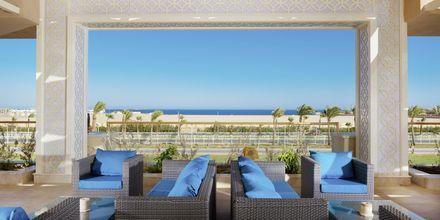 Red Sky Bar på hotell Aqua Vista i Hurghada, Egypten.