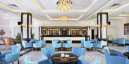 Lobbybar på hotell Aqua Vista i Hurghada, Egypten.