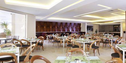 Bufférestaurang på hotell Aqua Vista i Hurghada, Egypten.