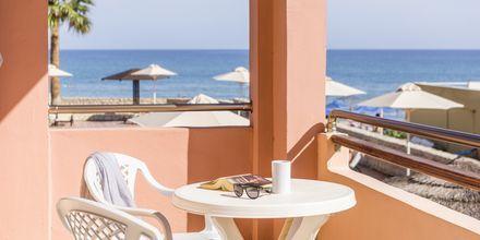 Familjerum på hotell Aquamar på Kreta, Grekland.