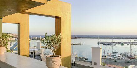 Hotell Aquarius i Rethymnon, Kreta.