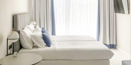 Enrumslägenhet på hotell Aquarius i Rethymnon, Kreta.