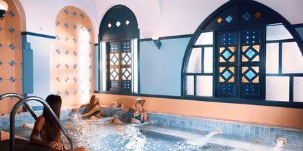 Jacuzzi på hotell Arabella Azur Resort i Hurghada, Egypten.