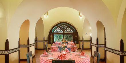 Restaurang på hotell Arabella Azur Resort i Hurghada, Egypten.