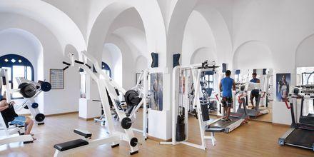 Gym på hotell Arabella Azur Resort i Hurghada, Egypten.
