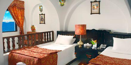 Dubbelrum på hotell Arabella Azur Resort i Hurghada, Egypten.