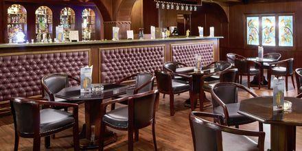 Bar på Arabia Azur Resort i Hurghada, Egypten.