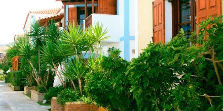 Hotell Archangelos Village i Kokkari, Samos.