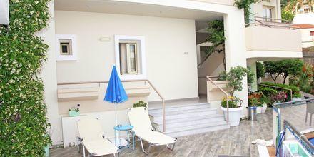 Hotell Archipelagos i Platanias på Kreta, Grekland.