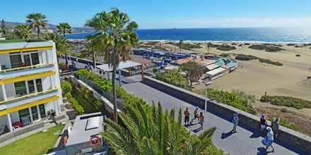 Hotell Arco Iris i Playa del Ingles på Gran Canaria.
