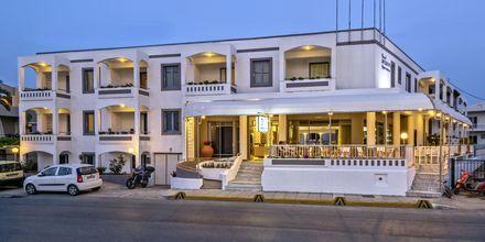 Hotell Ariadne på Rethymnon kust på Kreta, Grekland.