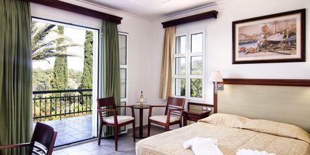 Dubbelrum på hotell Arion i Kokkari, Samos.