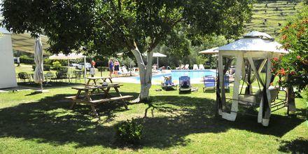 Pool på hotell Aristidis Garden i Parga.