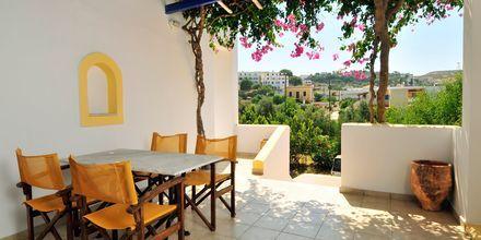 Hotell Artemida på Leros, Grekland.