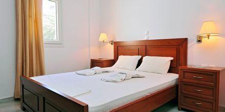Enrumslägenhet på hotell Artemida på Leros, Grekland.