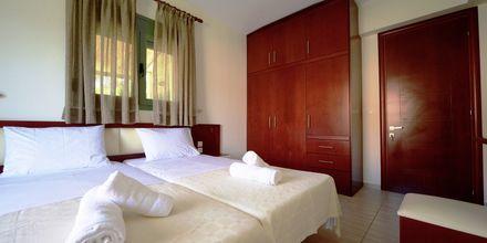 Sovrum i Aselinos Villa på Skiathos