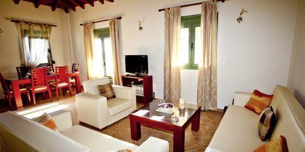 Vardagsrum i Aselinos Villa på Skiathos