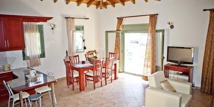 Köket i Aselinos Villa på Skiathos