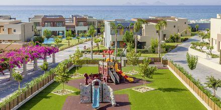 Lekplatsen på hotell Astir Odysseus på Kos, Grekland.