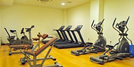 Gymmet på hotell Astir Odysseus på Kos, Grekland.