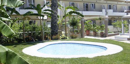 Barnpoolen på hotell Astron på Kos, Grekland.