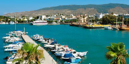 Utsikten från hotell Astron på Kos, Grekland.