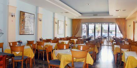 Restaurang Adromeda på hotell Astron på Kos, Grekland.