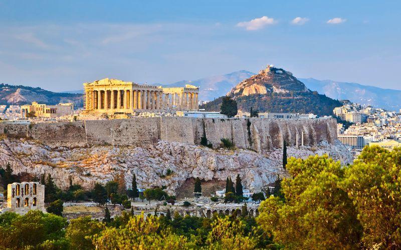 Karta Aten Grekland.Resor Till Aten Boka Resa Pa Apollo Se