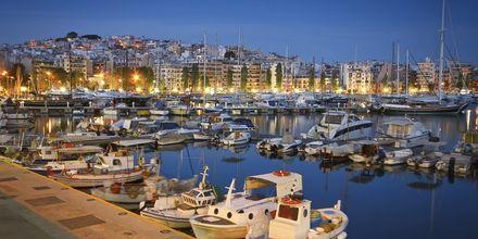 Zea marina i Pireus, Aten.