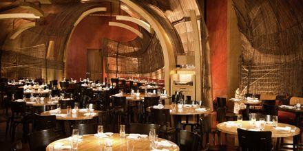Nobu Restaurant på Hotell Atlantis the Palm i Dubai Palm Jumeirah, Förenade Arabemiraten.