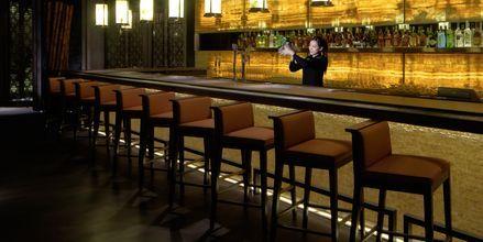 Yuan Restaurant på Hotell Atlantis the Palm i Dubai Palm Jumeirah, Förenade Arabemiraten.