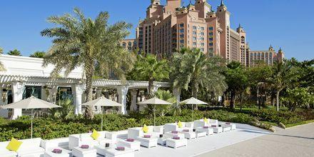 Hotell Atlantis the Palm i Dubai Palm Jumeirah, Förenade Arabemiraten.