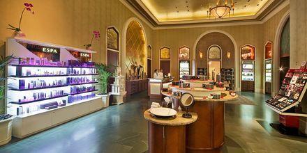 Spa på hotell Atlantis the Palm i Dubai Palm Jumeirah, Förenade Arabemiraten.