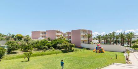 Hotell Atrion på Kreta, Grekland.