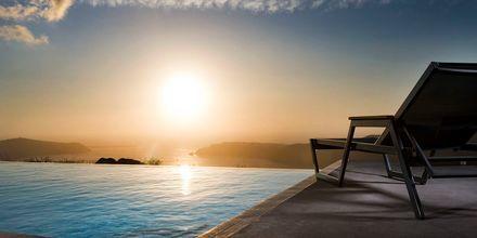 Hotell Avaton Resort & Spa på Santorini, Grekland.