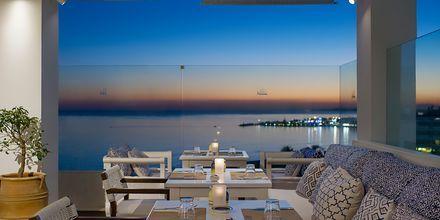 Restaurang på Grecian Sands, Cypern.