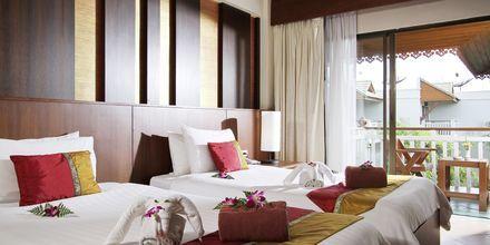 Superiorrum på Baan Karon Buri Resort på Phuket, Thailand.