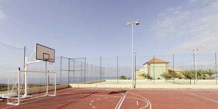 Sportcenter vids hotell Bahia Principe Costa Adeje i Playa de las Americas.