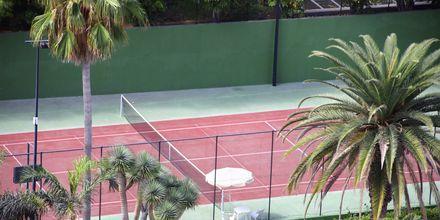Tennisbana på Bahia Principe Sunlight San Felipe i Puerto de la Cruz.