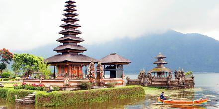 Vattentemplet Pura Butan på Bali.