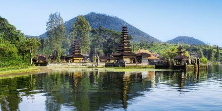 Ulu Danu-templet på Bali.