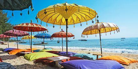 Strand på Bali - perfekt för strandchill!